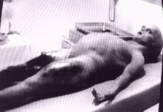 Alien Autopsy Full Body