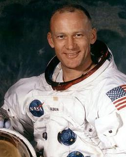 Apollo 11 Astronaut Buzz Aldrin