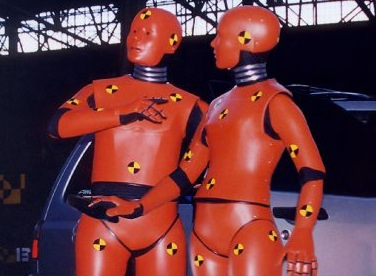 Alien Crash Test Dummies