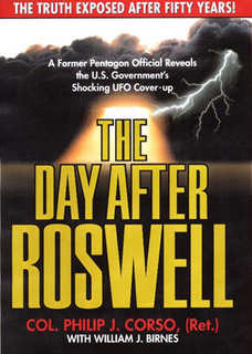 Day After Roswell cover