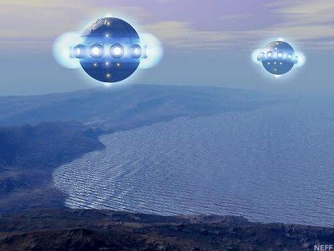 Globe UFOs