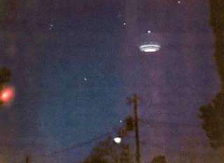 Gulf Breeze UFO Photo 2