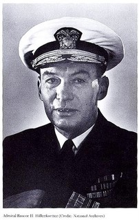 Photo of Admiral Roscoe Hillenkoetter