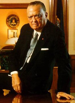 J. Edgar Hoover Head of The FBI in 1963