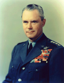 Photo of General Hoyt Vandenburg