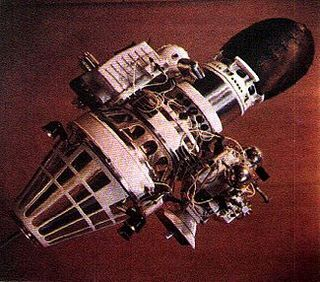 Russian Luna 9 Space Probe