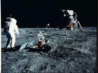 Appollo 11 Luna Lander