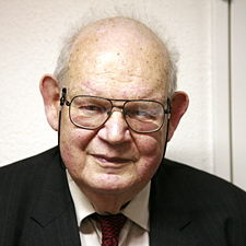 Mathematician Benoit Mandelbrot