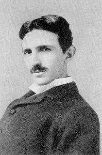 Scientist and inventor Nikola Tesla