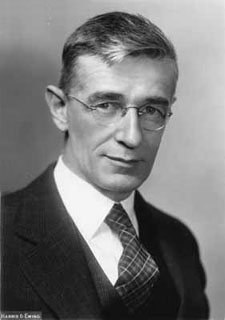 Photo of Dr. Vannevar Bush