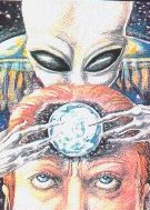 Third eye opens for remote viewing