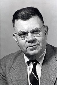 Photo of Dr. Edward U. Condon