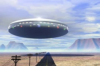 Flying Saucers exhibit subatomic behavior